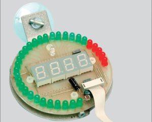 Цифровой тахометр для автомобиля своими руками