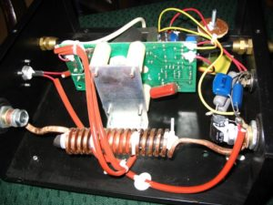 Осциллятор для сварки аргоном своими руками