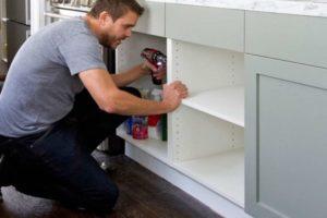 Изготовление корпусной мебели своими руками