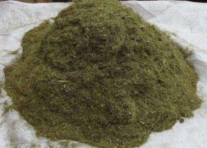 Травяные гранулы своими руками