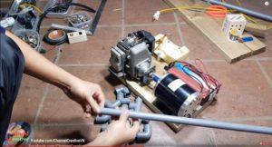 Как сделать бензогенератор своими руками