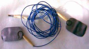 Электроды для электрофореза своими руками