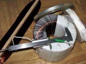 Сварочный аппарат из латра своими руками