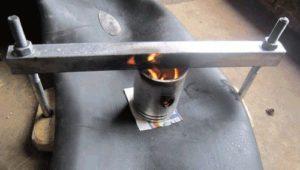 Как сделать вулканизатор своими руками
