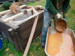Как очистить колодец своими руками