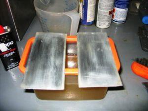 Цинкование металла своими руками