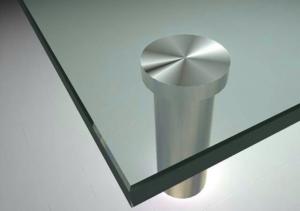 Как прикрепить стекло к металлу