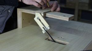 Столик для лобзика своими руками