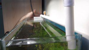 Аэролифт для аквариума своими руками