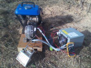 Как сделать электрогенератор своими руками