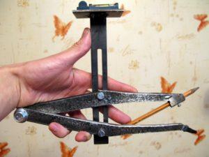 Скрайбер плотника своими руками