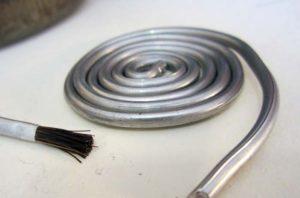 Где взять олово для пайки