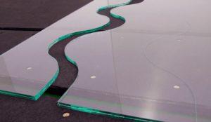 Фигурная резка стекла своими руками