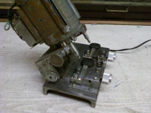 Станок для изготовления ключей своими руками
