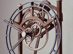 Как сделать часовой механизм своими руками