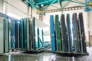 Производство листового стекла