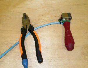 Аппарат для сварки скруток своими руками
