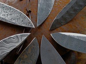 Какая сталь используется для изготовления ножей