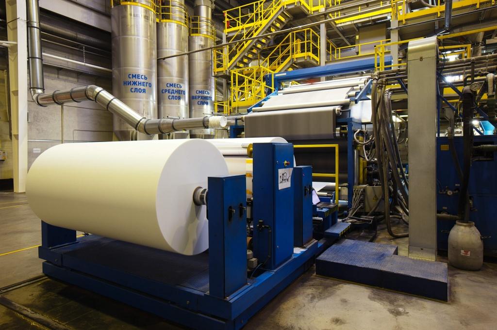 Производство полимерных материалов