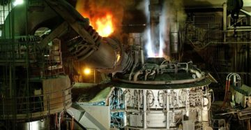 Электросталеплавильное производство стали