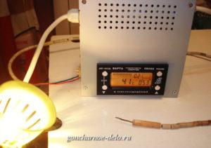 Терморегулятор для муфельной печи своими руками