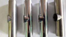 Электроплазменная полировка нержавеющей стали