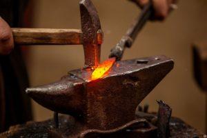 Что такое ковка металла