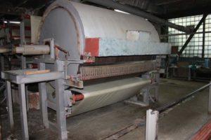Станок для производства туалетной бумаги из макулатуры