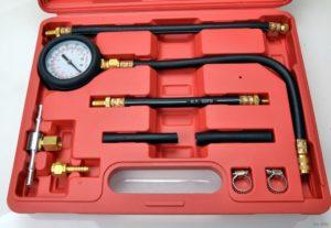 Прибор для измерения давления топлива в рампе