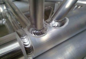 Производство конструкций из нержавеющей стали