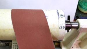 Как сделать наждачную бумагу своими руками