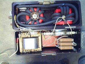 Сварочный аппарат для сварки алюминия своими руками