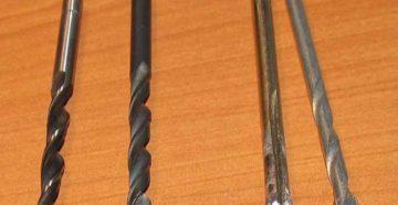Как отличить сверло по металлу