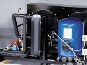 Система охлаждения воды на производстве