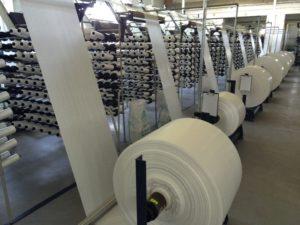 Производство мешков из полипропилена