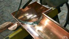Как припаять медь к металлу