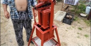 Пресс для производства топливных брикетов своими руками