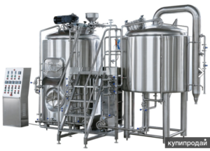 Варочный порядок для производства пива