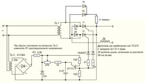 Регулировка тока в сварочных аппаратах своими руками