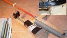 Как изготовить станок для заточки ножей