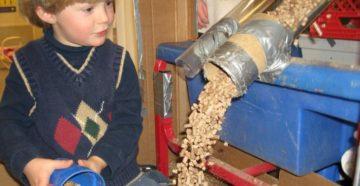 Как изготовить пеллеты в домашних условиях