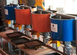 Резиновая плитка оборудование для производства