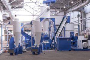 Переработка полимеров производство