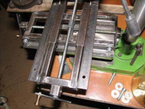 Стол для сверлильного станка своими руками