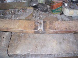 Сварка рессорной стали