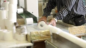 Производство туалетной бумаги в домашних условиях
