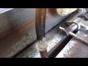 Пайка алюминия с медью в холодильнике