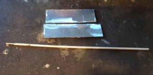 Самодельные электроды по алюминию своими руками