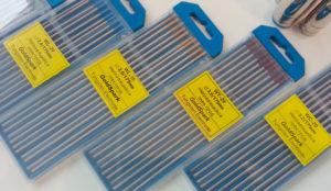 Электрод вольфрамовый для аргоновой сварки