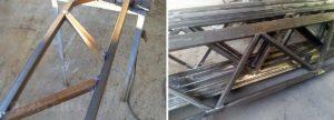 Как правильно сварить металлоконструкцию